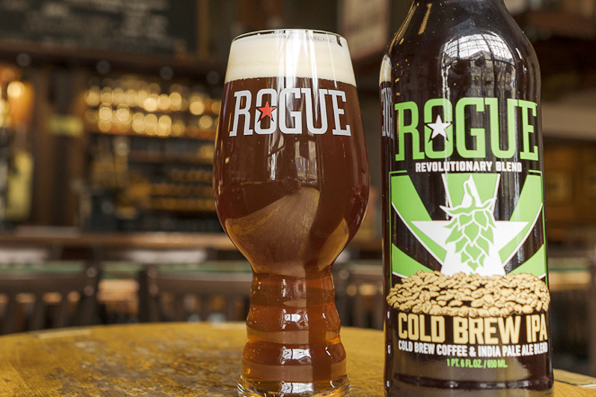 ROGUEcoldBREWED